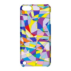 Fractured Facade Apple Ipod Touch 5 Hardshell Case With Stand