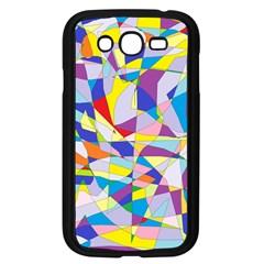 Fractured Facade Samsung Galaxy Grand DUOS I9082 Case (Black)