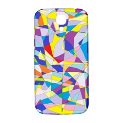 Fractured Facade Samsung Galaxy S4 I9500/I9505  Hardshell Back Case