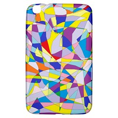 Fractured Facade Samsung Galaxy Tab 3 (8 ) T3100 Hardshell Case