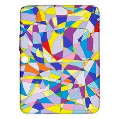 Fractured Facade Samsung Galaxy Tab 3 (10 1 ) P5200 Hardshell Case