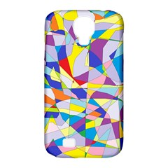 Fractured Facade Samsung Galaxy S4 Classic Hardshell Case (PC+Silicone)
