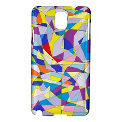 Fractured Facade Samsung Galaxy Note 3 N9005 Hardshell Case