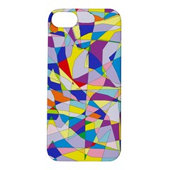 Fractured Facade Apple iPhone 5S Hardshell Case