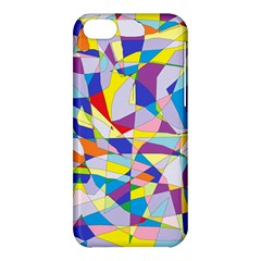 Fractured Facade Apple iPhone 5C Hardshell Case