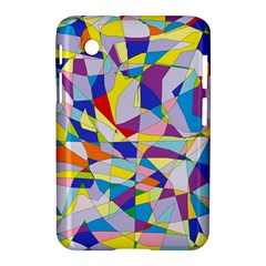 Fractured Facade Samsung Galaxy Tab 2 (7 ) P3100 Hardshell Case