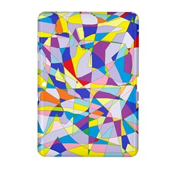 Fractured Facade Samsung Galaxy Tab 2 (10.1 ) P5100 Hardshell Case