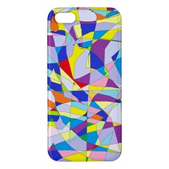 Fractured Facade iPhone 5S Premium Hardshell Case