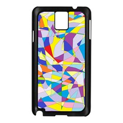 Fractured Facade Samsung Galaxy Note 3 N9005 Case (Black)