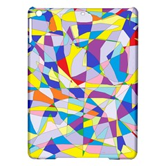 Fractured Facade Apple Ipad Air Hardshell Case