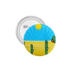Cactus 1.75  Button