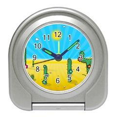 Cactus Desk Alarm Clock