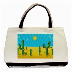 Cactus Classic Tote Bag