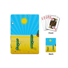 Cactus Playing Cards (mini)