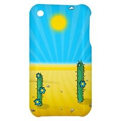 Cactus Apple iPhone 3G/3GS Hardshell Case