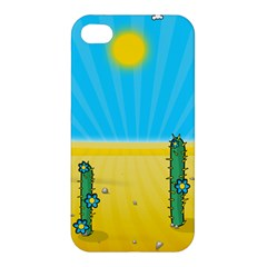 Cactus Apple iPhone 4/4S Premium Hardshell Case
