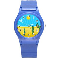 Cactus Plastic Sport Watch (Small)