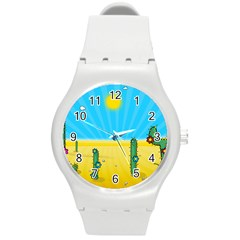 Cactus Plastic Sport Watch (Medium)