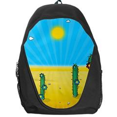 Cactus Backpack Bag