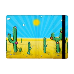 Cactus Apple Ipad Mini Flip Case