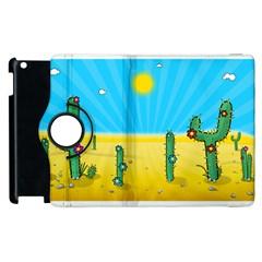 Cactus Apple iPad 2 Flip 360 Case