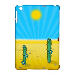 Cactus Apple iPad Mini Hardshell Case (Compatible with Smart Cover)