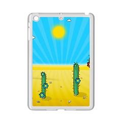 Cactus Apple iPad Mini 2 Case (White)