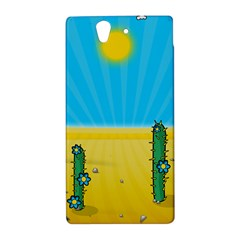 Cactus Sony Xperia Z L36H Hardshell Case