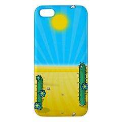 Cactus iPhone 5S Premium Hardshell Case