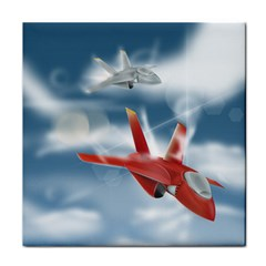 America Jet fighter Air Force Face Towel