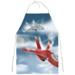 America Jet fighter Air Force Apron