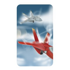 America Jet fighter Air Force Memory Card Reader (Rectangular)