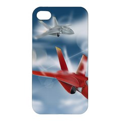 America Jet fighter Air Force Apple iPhone 4/4S Hardshell Case