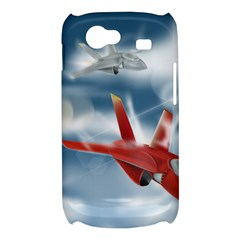 America Jet fighter Air Force Samsung Galaxy Nexus S i9020 Hardshell Case