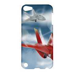 America Jet fighter Air Force Apple iPod Touch 5 Hardshell Case