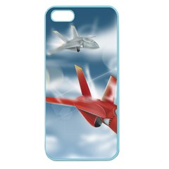 America Jet fighter Air Force Apple Seamless iPhone 5 Case (Color)