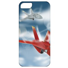 America Jet fighter Air Force Apple iPhone 5 Classic Hardshell Case