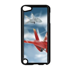 America Jet fighter Air Force Apple iPod Touch 5 Case (Black)