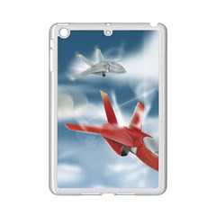 America Jet fighter Air Force Apple iPad Mini 2 Case (White)