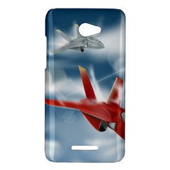 America Jet fighter Air Force HTC Butterfly (X920e) Hardshell Case