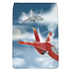 America Jet Fighter Air Force Removable Flap Cover (large)