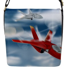 America Jet Fighter Air Force Removable Flap Cover (small)