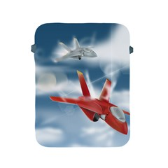 America Jet fighter Air Force Apple iPad Protective Sleeve
