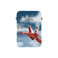 America Jet fighter Air Force Apple iPad Mini Protective Sleeve