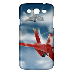 America Jet fighter Air Force Samsung Galaxy Mega 5.8 I9152 Hardshell Case