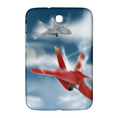 America Jet fighter Air Force Samsung Galaxy Note 8.0 N5100 Hardshell Case