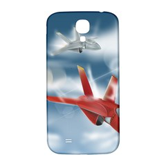 America Jet Fighter Air Force Samsung Galaxy S4 I9500/i9505  Hardshell Back Case