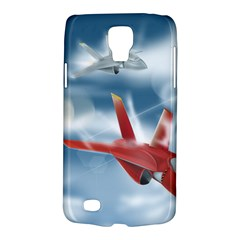 America Jet Fighter Air Force Samsung Galaxy S4 Active (i9295) Hardshell Case