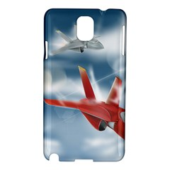 America Jet Fighter Air Force Samsung Galaxy Note 3 N9005 Hardshell Case