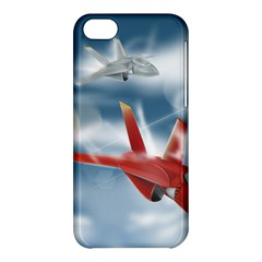 America Jet fighter Air Force Apple iPhone 5C Hardshell Case